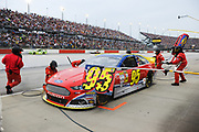 May 10, 2013: NASCAR Southern 500. Scott Speed , pitstop , Jamey Price / Getty Images 2013 (NOT AVAILABLE FOR EDITORIAL OR COMMERCIAL USE