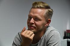 2017 Kevin Magnussen Photoshoot December Copenhagen