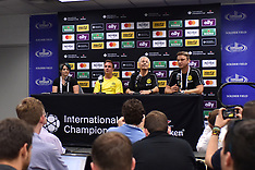 Borussia Dortmund press conference and Training - 19 July 2018