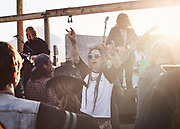 Music photographer Raymond Rudolph photographs live concerts throughout the country