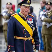 LUX/Luxemburg/20190 504 -  Funeral<br /> of HRH Grand Duke Jean, Uitvaart Groothertog Jean, koning Harald I