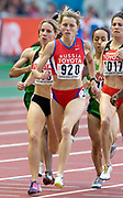 Svetlana Klyuka of Austria in the second round of the 800 meters in the IAAF World Championships in Athletics at Stade de France on Sunday, Aug, 24, 2003.