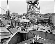 """ackroyd-P487-18 """"Swan Island Ship Repair Yard. Port of Portland. April 23, 1969"""""""