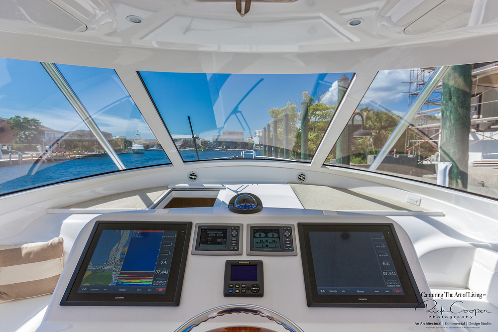 Images of a Viking 42 Sports Tower Yacht