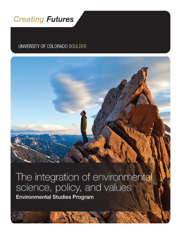 University of Colorado: Environmental Studies Program (2013)