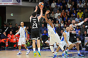 DESCRIZIONE : Eurolega Euroleague 2014/15 Gir.A Dinamo Banco di Sardegna Sassari - Real Madrid<br /> GIOCATORE : Sergio Llull<br /> CATEGORIA : Tiro Tre Punti Controcampo<br /> SQUADRA : Real Madrid<br /> EVENTO : Eurolega Euroleague 2014/2015<br /> GARA : Dinamo Banco di Sardegna Sassari - Real Madrid<br /> DATA : 12/12/2014<br /> SPORT : Pallacanestro <br /> AUTORE : Agenzia Ciamillo-Castoria / Luigi Canu<br /> Galleria : Eurolega Euroleague 2014/2015<br /> Fotonotizia : Eurolega Euroleague 2014/15 Gir.A Dinamo Banco di Sardegna Sassari - Real Madrid<br /> Predefinita :
