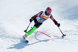 SZCZESNY Andrzej, POL, Slalom, 2013 IPC Alpine Skiing World Championships, La Molina, Spain