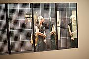 ZHANNA MALAKOVA, Opening of Eadweard Muybridge and Rachel Whiteread exhibitions. Tate Britain. Millbank. 6 September 2010. -DO NOT ARCHIVE-© Copyright Photograph by Dafydd Jones. 248 Clapham Rd. London SW9 0PZ. Tel 0207 820 0771. www.dafjones.com.