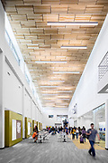 Middle College at University of North Carolina Greensboro | VINES Architecture | Greensboro, North Carolina