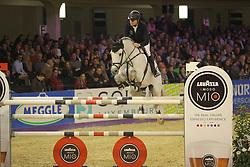 Bengtsson, Rolf-Göran, Clarimo ASK<br /> Frankfurt - Festhallen Reitturnier 2014<br /> Championat von Frankfurt <br /> © www.sportfotos-lafrentz.de/ Stefan Lafrentz