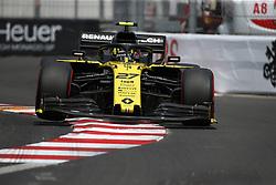 May 25, 2019 - Monte Carlo, Monaco - xa9; Photo4 / LaPresse.25/05/2019 Monte Carlo, Monaco.Sport .Grand Prix Formula One Monaco 2019.In the pic: Nico Hulkenberg (GER) Renault Sport F1 Team RS19 (Credit Image: © Photo4/Lapresse via ZUMA Press)