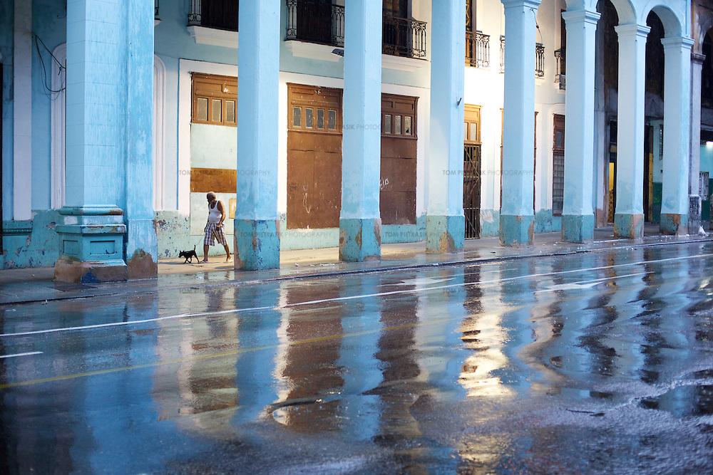 Havana streetscenes.<br /> <br /> Photo: Tom Pietrasik<br /> May 2014<br /> Havana, Cuba