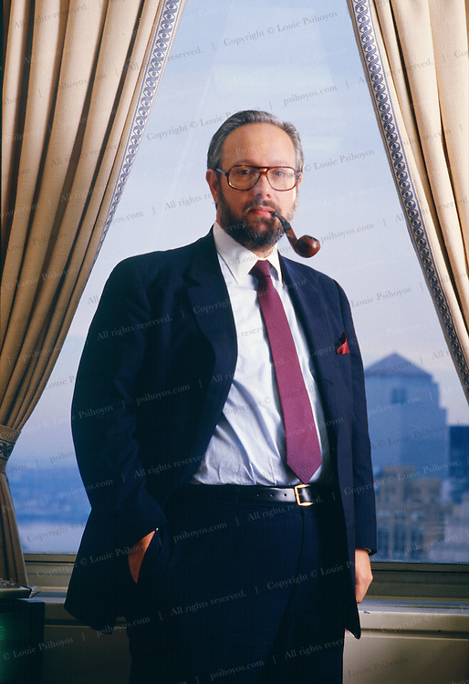 Financial wizard Lewis Ranieri, was vice-chairman of Salomon Brothers and is a founder of Hyperion Parners.
