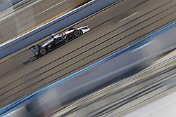 February 9, 2018 - Avondale, Arizona, United States of America - February 09, 2018 - Avondale, Arizona, USA: Josef Newgarden (1) heads into turn 1 during the Prix View at ISM Raceway in Avondale, Arizona. (Credit Image: © Justin R. Noe Asp Inc/ASP via ZUMA Wire)