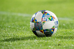 September 9, 2018 - Sofia, BULGARIA - 180909 The official Nations League football during the Nations League match between Bulgaria and Norway on September 9, 2018 in Sofia..Photo: Jon Olav Nesvold / BILDBYRN / kod JE / 160311 (Credit Image: © Jon Olav Nesvold/Bildbyran via ZUMA Press)