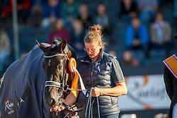 Ruiter Vanessa, NED, Glock's Toto Jr.<br /> Nederlands Kampioenschap dressuur<br /> Ermelo 2020<br /> © Hippo Foto - Sharon Vandeput<br /> 20/09/2020