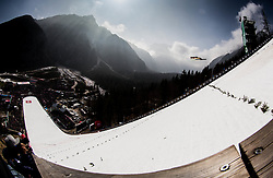Richard Freitag (GER) during Ski Flying Hill Men's Team Competition at Day 3 of FIS Ski Jumping World Cup Final 2017, on March 25, 2017 in Planica, Slovenia. Photo by Vid Ponikvar / Sportida