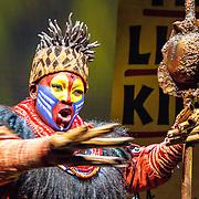 NLD/Amsterdam/20160216 - Musical The Lion King is terug!, cast, Rafiki