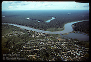 01: AMAZON AERIALS OF TOWNS, HIWAY