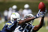 2008 Chargers Training Camp