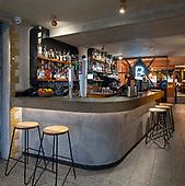 Basil's Bar & Restaurant - Newhaven Edinburgh