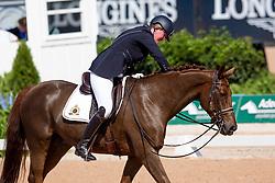 Vermeulen Ciska, BEL, Rohmeo<br /> World Equestrian Games - Tryon 2018<br /> © Hippo Foto - Sharon Vandeput<br /> 22/09/2018