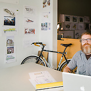 Principle architect at Cluck Design and owner of The Spoke Easy.