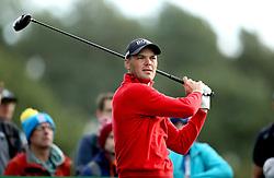 Martin Kaymer during day two of the British Masters at Walton Heath Golf Club, Surrey.