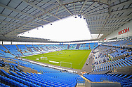 The Ricoh Arena during the EFL Sky Bet League 1 match between Coventry City and Rochdale at the Ricoh Arena, Coventry, England on 1 September 2018.