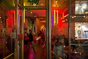 Trendy bar, Sodermalm, Stockholm, Sweden