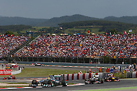 MOTORSPORT - F1 2013 - GRAND PRIX OF SPAIN / GRAND PRIX D'ESPAGNE - BARCELONA (ESP) - 10 TO 12/05/2013 - PHOTO : JEAN MICHEL LE MEUR / DPPI - HAMILTON LEWIS (GBR) - MERCEDES GP MGP W04 - ACTION