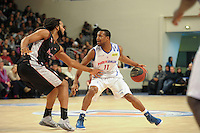 Mike Green - 27.12.2014 - Paris Levallois / Nancy - 15eme journee de Pro A<br />