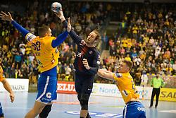 Kim Ekdahl du Rietz  during handball match between RK Celje Pivovarna Lasko (SLO) and Paris Saint-Germain HB (FRA) in VELUX EHF Champions League 2018/19, on February 24, 2019 in Arena Zlatorog, Celje, Slovenia. Photo by Peter Podobnik / Sportida