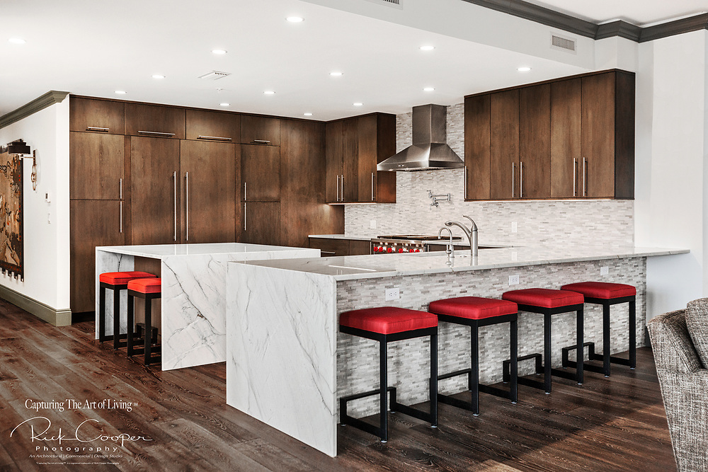 Open Kitchen Concept, Kelly Plantation, Destin Florida