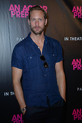 August 29, 2018 - New York, NY, USA - August 29, 2018  New York City..Alexander Skarsgard attending 'An Actor Prepares' film premiere on August 29, 2018 in New York City. (Credit Image: © Kristin Callahan/Ace Pictures via ZUMA Press)
