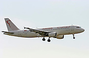 Tunisair, Airbus A320