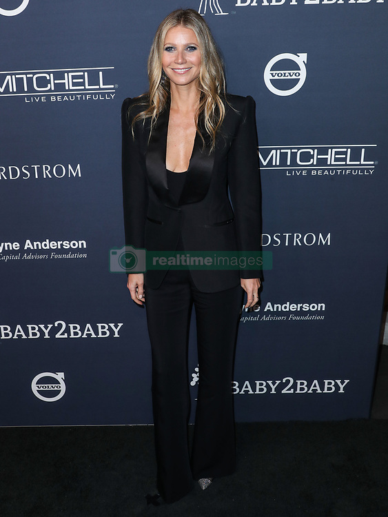 Gwyneth Paltrow wearing Tom Ford with Irene Neuwirth jewelry arrives at the 2017 Baby2Baby Gala held at 3LABS on November 11, 2017 in Culver City, California. 11 Nov 2017 Pictured: Gwyneth Paltrow. Photo credit: IPA/MEGA TheMegaAgency.com +1 888 505 6342