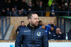 Bristol Rovers manager Ben Garner - Mandatory by-line: Arron Gent/JMP - 07/03/2020 - FOOTBALL - Roots Hall - Southend-on-Sea, England - Southend United v Bristol Rovers - Sky Bet League One