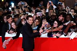Festa del Cinema di Roma Rome Film Fest 2017. 28 Oct 2017 Pictured: Jake Gyllenhaal. Photo credit: MEGA TheMegaAgency.com +1 888 505 6342