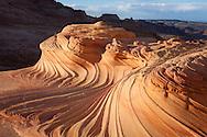 The Second Wave, Coyote Buttes, Paria Canyon-Vermilion Cliffs Wilderness, Colorado Plateau, Arizona