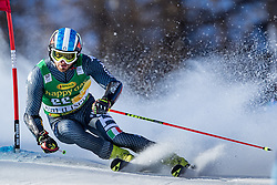 04.12.2016, Val d Isere, FRA, FIS Weltcup Ski Alpin, Val d Isere, Riesen Slalom, Herren, 1. Lauf, im Bild Manfred Moelgg (ITA) // Manfred Moelgg of Italy in action during the 1st run of men's Giant Slalom of the Val d Isere FIS Ski Alpine World Cup. Val d'Isere, France on 2016/12/04. EXPA Pictures © 2016, PhotoCredit: EXPA/ Johann Groder