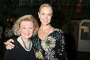 Barbara Davis, Cheryl Woodcock