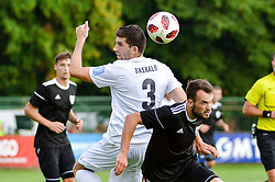 Slavko Brekalo of NK Krsko during football match between NS Mura and NK Krsko in 5th Round of Prva liga Telekom Slovenije 2018/19, on August 19, 2018 in Mestni stadion Fazanerija, Murska Sobota, Slovenia. Photo by Mario Horvat / Sportida