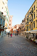 Italy, Venice, The Jewish Ghetto