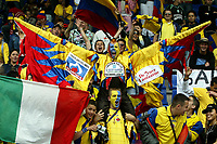 Fotball <br /> FIFA World Youth Championships 2005<br /> Nederland / Holland<br /> Foto: ProShots/Digitalsport<br /> <br /> canada - colombia, tilburg, 15-06-2005<br /> <br /> supporter
