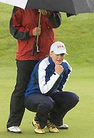 Biddinghuizen - Voorjaarswedstrijd dames 2007, Laura Winkelman. COPYRIGHT KOEN SUYK