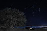 2019 Quadrantid Meteor Shower 04 Jan 19