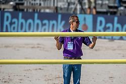 De Jong Marco, NED<br /> European Championship Jumping<br /> Rotterdam 2019<br /> © Hippo Foto - Dirk Caremans