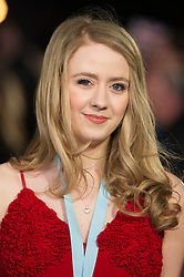 """Skylar McKeith-Magaziner attends the European premiere for """"Eddie the Eagle at Odeon Leicester Square in London, 17.03.2016. EXPA Pictures © 2016, PhotoCredit: EXPA/ Photoshot/ Euan Cherry<br /> <br /> *****ATTENTION - for AUT, SLO, CRO, SRB, BIH, MAZ, SUI only*****"""