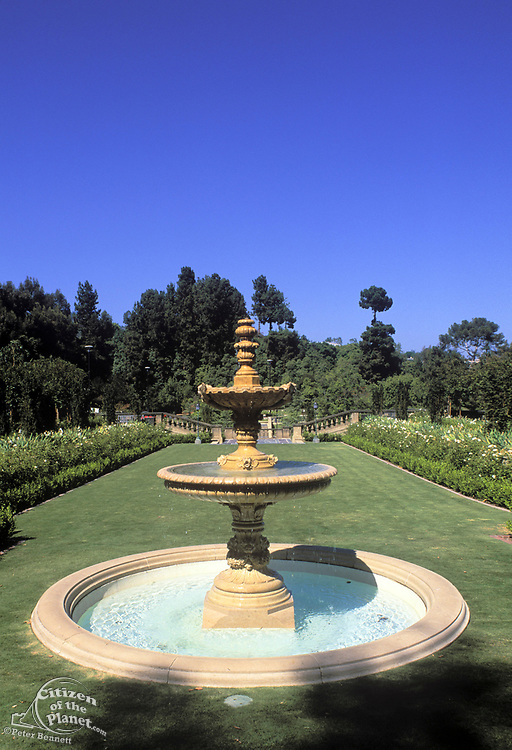 Greystone Mansion, Greystone Park, Beverly Hills, Los Angeles, California (LA)